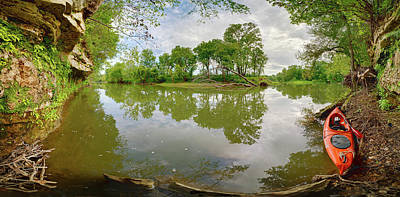 Photograph - Osage Fork by Robert Charity