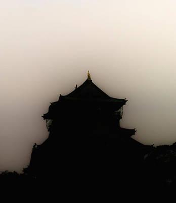 Photograph - Osakajou Yinyang by Baato