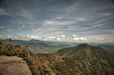 Photograph - Osceola Mountain by Naturally NH