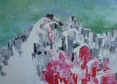 Wall Art - Painting - Oscillation by Tessa Lang