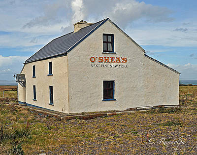 O'shea's Art Print
