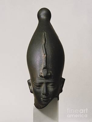 Osiris Mixed Media - Osiris by Frederick Holiday