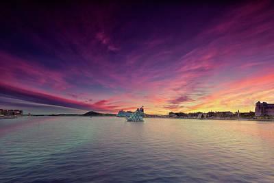 Photograph - Oslo Harnour by Jean-Noel Nicolas