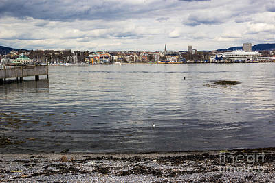 Photograph - Oslo Waterfront by Suzanne Luft