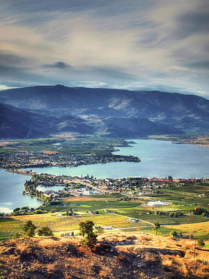 Okanagan Lake Photograph - Osoyoos Lake 2 by Tara Turner