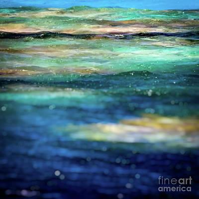 Osprey Reef Art Print by Doug Sturgess