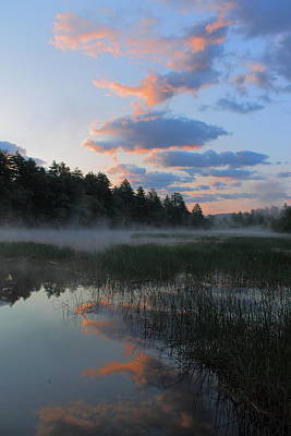 Photograph - Ossipee River 1 by Jeff Heimlich