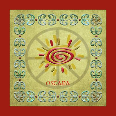 Digital Art - Ostara Spring Equinox by Kandy Hurley
