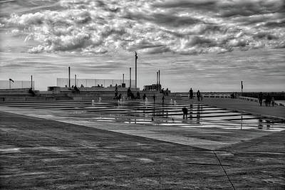 Photograph - Ostend 2 by Ingrid Dendievel
