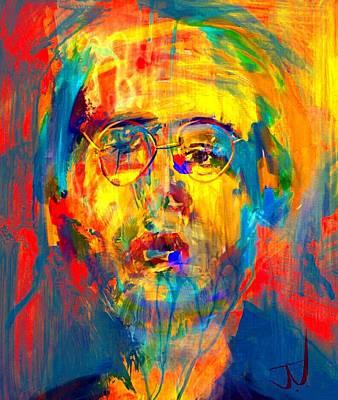 Digital Art - Oswald by Jim Vance