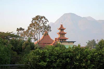 Other Side Of Putri Tidur Mountain - Indonesia Original