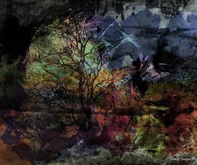 Digital Art - Other View by Wesley Nesbitt