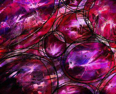 Other Worlds Art Print by Rachel Christine Nowicki
