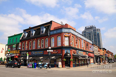 Photograph - Ottawa Byward Market by Charline Xia