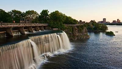 Photograph - Ottawa River Waterfall by Tatiana Travelways