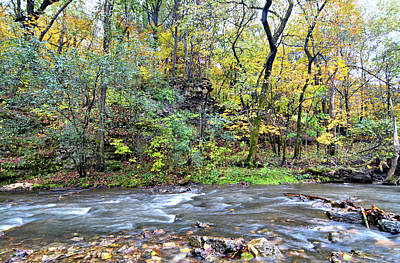 Photograph - Otter Creek Echos by Bonfire Photography