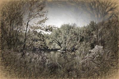 Otter Creek  Art Print by Rena Trepanier