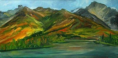 Otto Lake Art Print by Amy Reisland-Speer