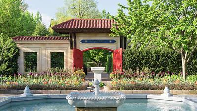 Photograph - Ottoman Garden by Scott Rackers