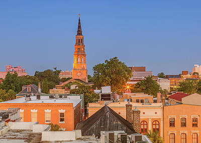 Photograph - Our City Charleston by Donnie Whitaker