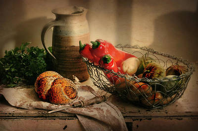 Photograph - Our Daily Bread by Diana Angstadt