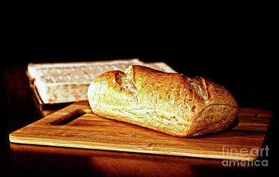 Photograph - Our Daily Bread by Lincoln Rogers