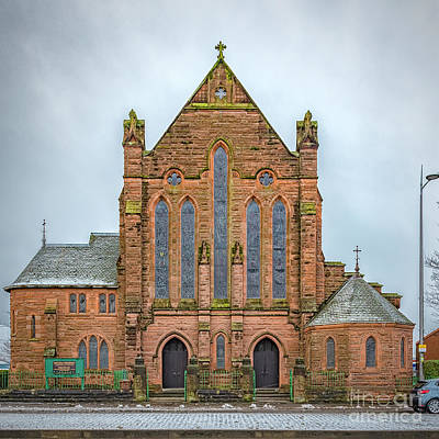 Photograph - Our Holy Redeemers Chapel by Antony McAulay
