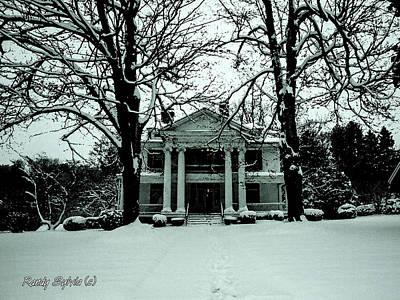 Photograph - Our House by Randy Sylvia