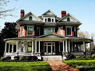 Photograph - Our House 2 by Randy Sylvia