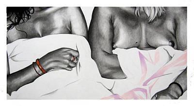 Our Ladies Art Print by John-Clayton Wilson
