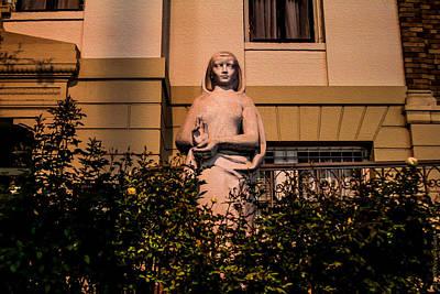 Our Lady At Notre Dame Des Victoires Original by Bonnie Follett