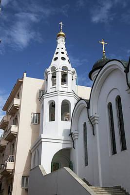 Photograph - Our Lady Of Kazan Russian Orthodox Church by Arthur Dodd