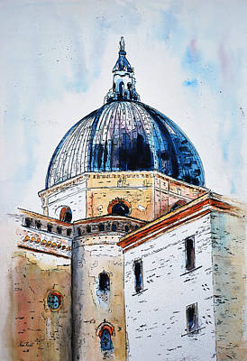 Our Lady Of Loreto I Art Print by Neva Rossi
