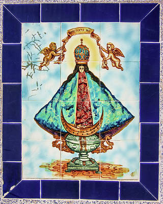 Photograph - Our Lady Of San Juan IIi by Jay Blackburn