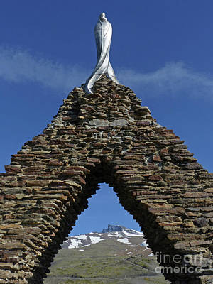 Photograph - Our Lady Of The Snows - Sierra Nevada by Phil Banks