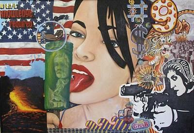 Our New World Order Art Print by Randy Segura