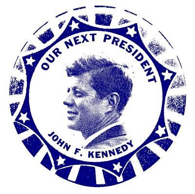 Democratic Mixed Media - Our Next President by Otis Porritt