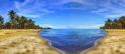 Island Paradise Digital Art - Our Secret Island  by Movie Poster Prints