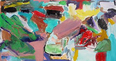 Wailuku Painting - Our Wailuku by Joseph Demaree