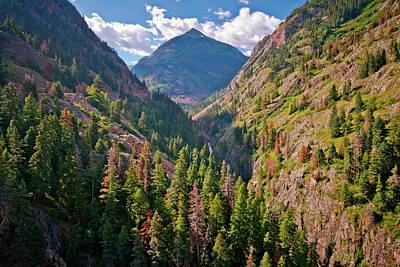 Photograph - Ouray Colorado by Linda Unger