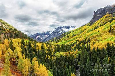 Photograph - Ouray Morning by Susan Warren