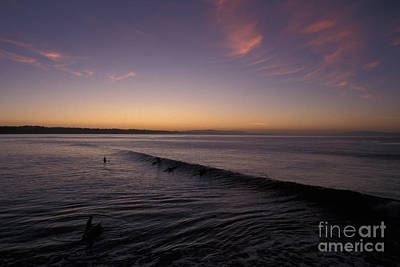 Out Before Dawn Art Print by Stan and Anne Foster