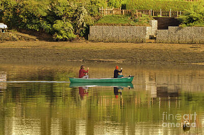 Photograph - Out For A Paddle by Terri Waters