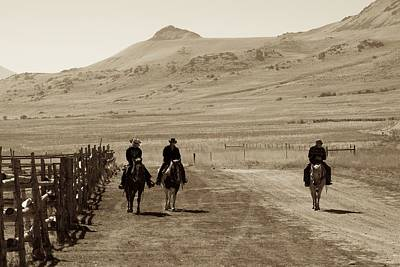 Photograph - Out For A Ride by Eric Tressler