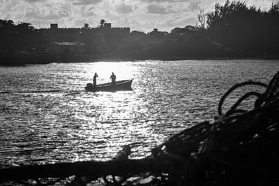 Photograph - Out For Fish by Andre Donawa
