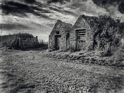 Photograph - Out House by Stewart Scott
