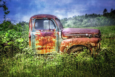 Photograph - Out In The Country by Debra and Dave Vanderlaan
