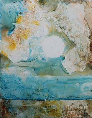 Painting - Out Of Nothing by Elizabeth Carr