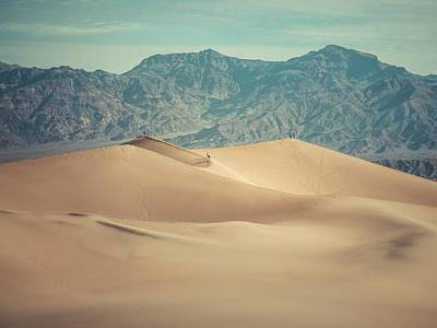 Photograph - Out Of Scale Dunes by Sebastien Chort