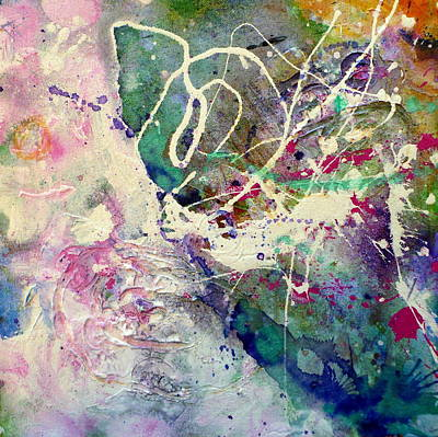 Painting - Out Of Site, Out Of Mind by Tracy Bonin